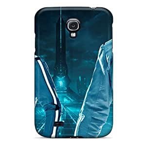 Bumper Hard Phone Cover For Samsung Galaxy S4 With Customized HD Daft Punk Pictures AlissaDubois