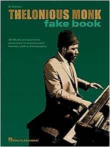 Amazon thelonious monk fake book b flat edition 0073999724967 amazon thelonious monk fake book b flat edition 0073999724967 thelonious monk books fandeluxe Image collections