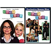 Baby Mama LIMITED EDITION 2 DVD Pack - Includes BONUS DISC With 60 Minutes Of Additional Footage