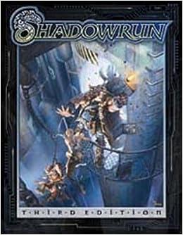 Shadowrun RPG 5th Edition