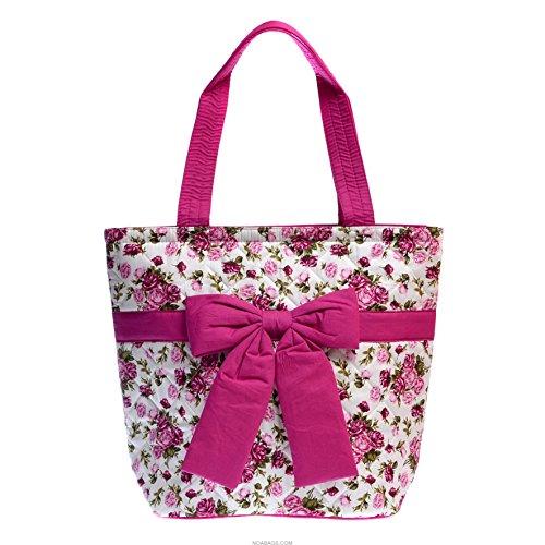 naraya-bag-shoulder-bag-for-spring-summer-floral-roses-pink-white-tote-weekend-bag
