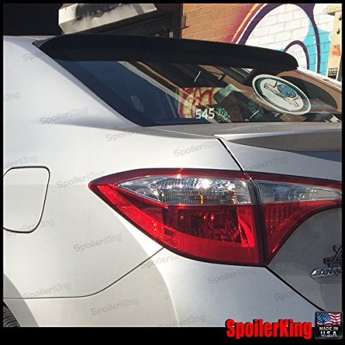 Spoiler King Roof Spoiler XL (380R) Compatible with Toyota Corolla 2014-on
