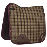 Le Mieux Heritage Plaid Dressage Saddle Pad