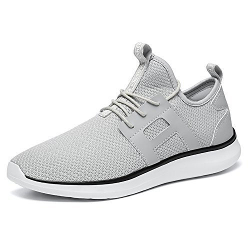 Gym 48 Outdoor Running De Fitness Course Shoes 39 Baskets Sports gris Sneakers 1 Chaussures Homme wnU71zz