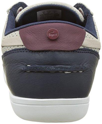 Uomo nvy lt minimal Gry Deck Lacoste Grigio Sneaker gTHHnO