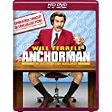 Anchorman: The Legend of Ron Burgundy (Unrated DVD Version) [HD DVD] by Will Ferrell
