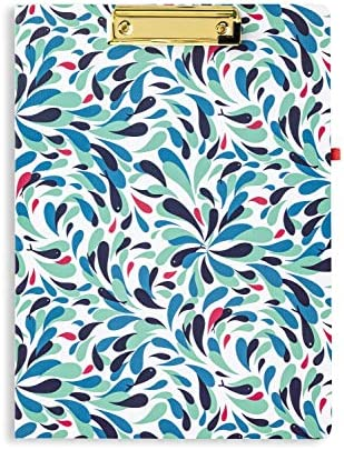 Vera Bradley Clipboard Folio Splash