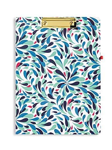 Vera Bradley Clipboard Folio - Splash Multi (Vera Bradley Ribbon Board)