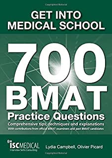 get into medical school 700 bmat practice questions