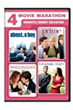 4 Movie Marathon: Romantic Comedy Collection (About a Boy / Intolerable Cruelty / The Wedding Date / Prime) by Universal Studios
