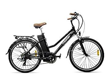 MOMA BIKES Ebike 26 Alu 7V 36V250W Lithium V-Brake Ebike 26 Alu 7V 36V250W