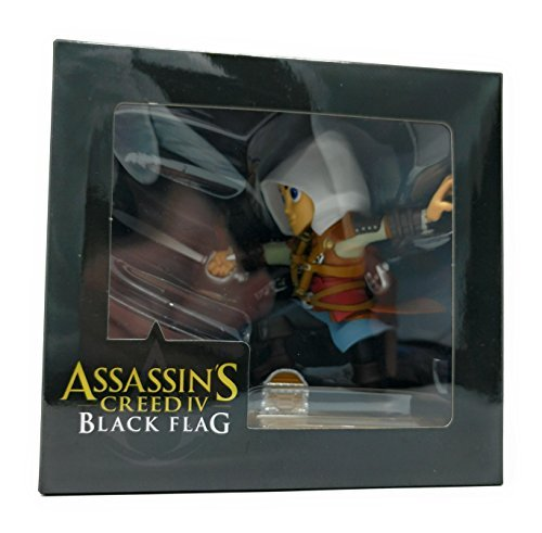 Assassin's Creed IV: Black Flag Edward Kenway Figure - Loot Crate Gaming July 2017 -