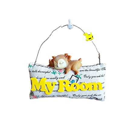 Vosarea Cartel de la Puerta del Dormitorio de los niños ...