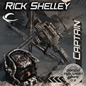 Captain: Dirigent Mercenary Corps, Book 3 | Rick Shelley