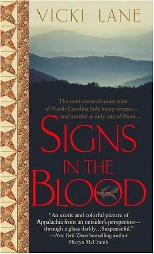 Signs in the Blood (The Elizabeth Goodweather Appalachian Mysteries Book 1)