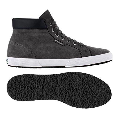 Sneaker suem Superga Grey Uomo Stone 2204 6UxqE