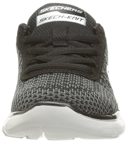 Skechers Flex Advantage 2.0-Golden Poi, Zapatillas Para Niños Negro (BKCC)