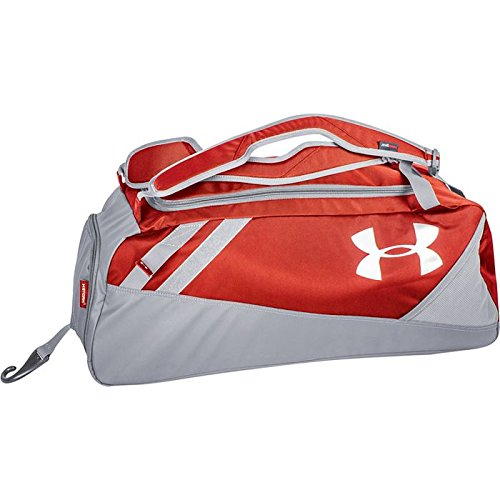 Under Armour Converge Mid Duffle / Bat Pack B079SPKYX4 レッド レッド