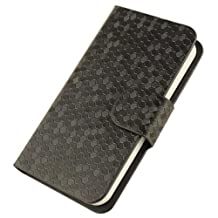 Lenovo A916 Casing Glitz Cover Case (Black) - Free 1 x Clear Screen Protector worth $4.99