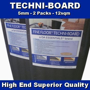 Amazon Techni Boards Fine Floor 5mm Laminate Flooring