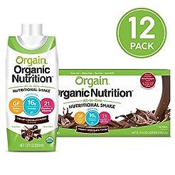 Orgain Organic Nutritional Shake, Creamy...