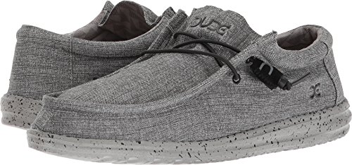 Dude 9 US L Stretch Men's M Steel Hey Wally dAxTwYd