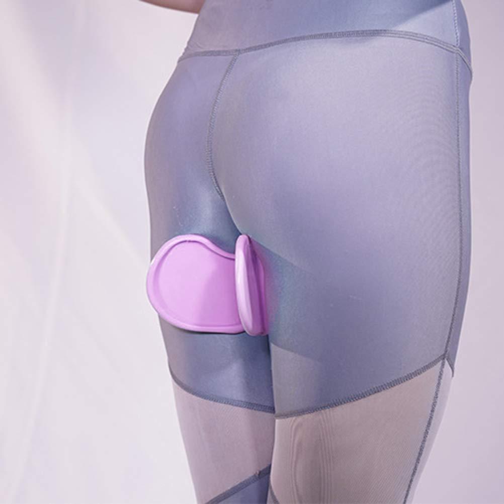 Cambano Aparato de entrenamiento de musculatura del suelo p/élvico y de muslo en el interior del muslo del gl/úteo corrector de gl/úteos para mujeres