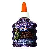 Elmer's Glitter Glue, 88.7ml (3-Ounce) Bottle, Purple Speckled (e6432t)