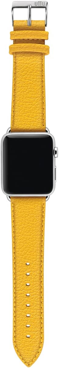 ullu Apple Watch Band for Series 1, 2, 3 & 4 in Premium Leather - Sun Ray - UAWS38SSPL14