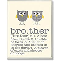 The Kids Room by Stupell Definition of Brother with Two...