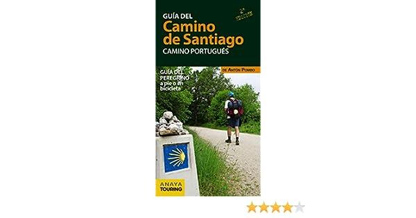 Guía del Camino de Santiago. Camino Portugués: Amazon.es: Anaya ...