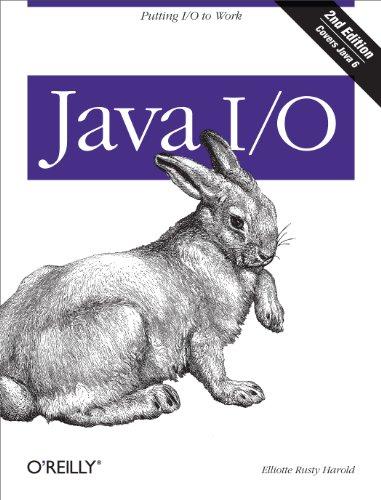 Download Java I/O Pdf