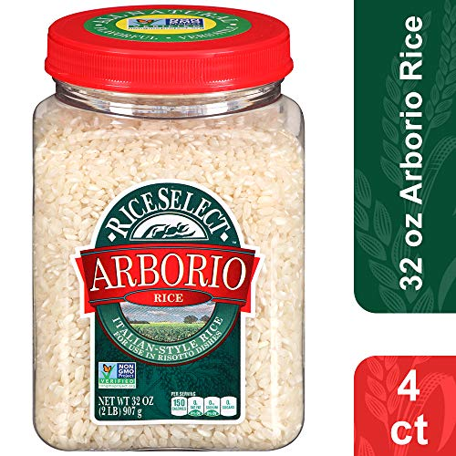 RiceSelect Arborio, 32-Ounce Jars, 4-Count