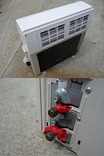 ゼネラル 【エアコン】FUJITSU GENERAL おもに14畳用(電源200V・ホワイト色) AS-W40B2-W(セ)