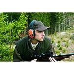 3M Peltor SportTac - Casque anti-bruit - Protection auditive pour la chasse contre les bruits de fusil - Atténuation 26… 13