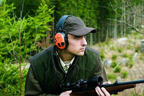 3M Peltor SportTac - Casque anti-bruit - Protection auditive pour la chasse contre les bruits de fusil - Atténuation 26… 6