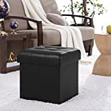 Ellinton-Home-Foldable-Tufted-Linen-Storage-Ottoman-Cube-Foot-Rest-StoolSeat-15-x-15