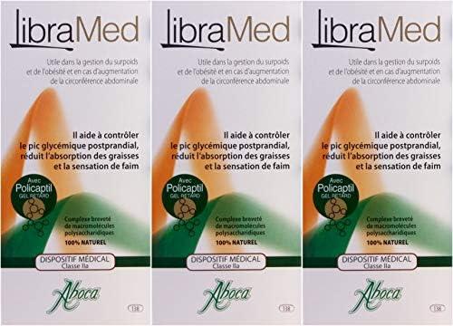 Aboca LibraMed Fitomagra 138 Tabletten, 3 Stück