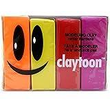 Claytoon Set Hot Colors 18157 by Van Aaken