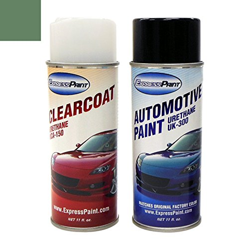 Expresspaint Aerosol Ford Focus Automotive Touch Up Paint