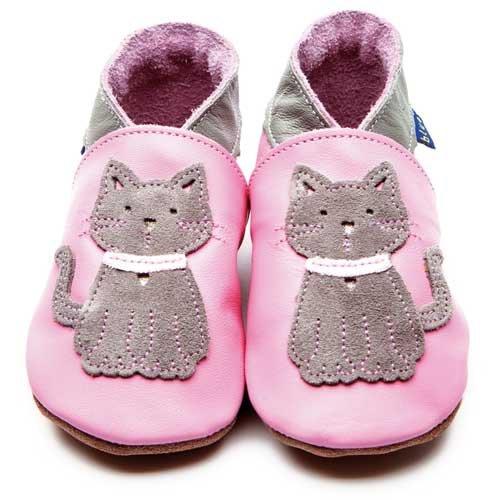 Inch Blue , Chaussures souple pour bébé (garçon)