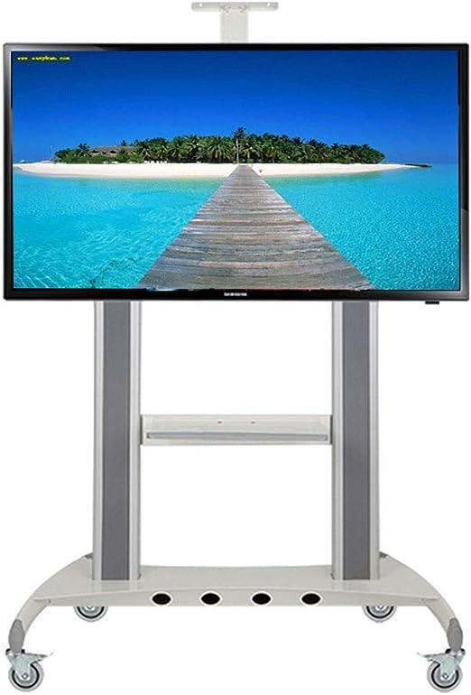 XUE Plano TV Soporte TV, 360 O de giratoria para 60 – 100 Pulgadas ...