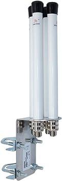 Interline IH-G0607-F2456-V-M - Antena omnidireccional, 2,4 ...