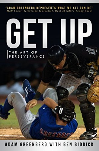 Get Up: The Art of Perseverance cover