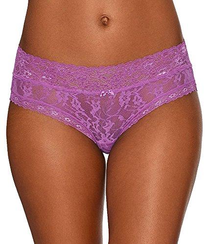 DKNY Signature Lace Bikini, S, Lilac