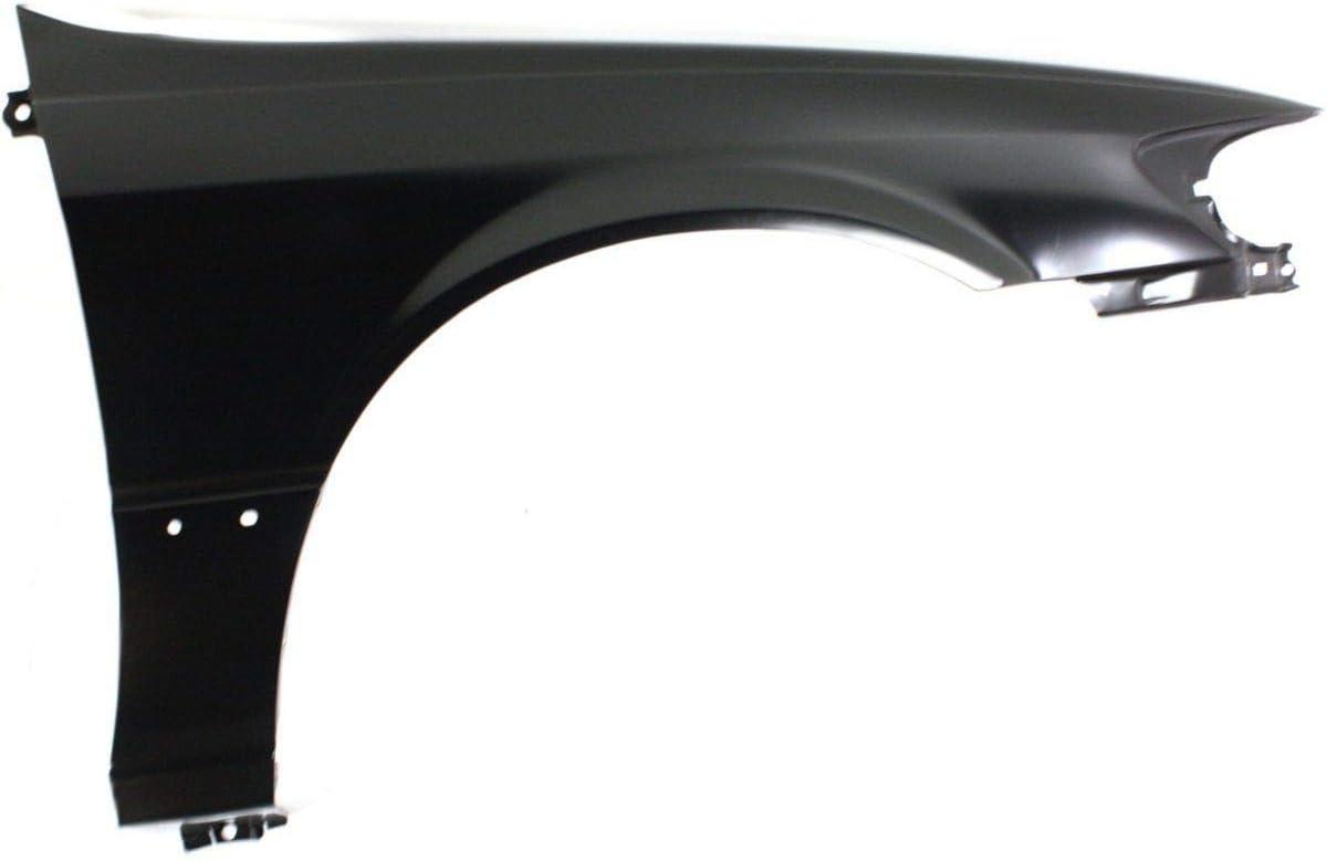 Fender For 1998-2003 Ford Ranger Front Passenger Side Primed Steel CAPA