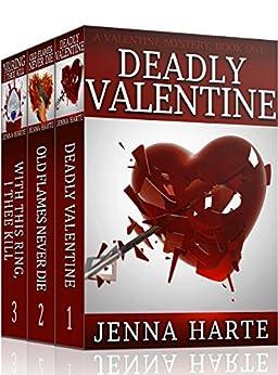 Valentine Mystery Boxed Set: Books 1-3 (Valentine Mysteries) by [Harte, Jenna]
