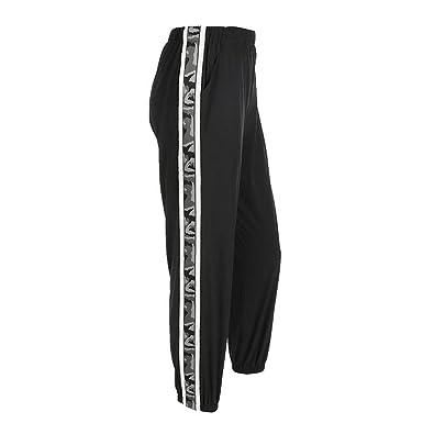 Femmes Jogging Sportswear Sport Pantalon de Sport Mode Survêtement Pants  Décontractée Fitness Pantalon De Plein Air ff31e5d040e2