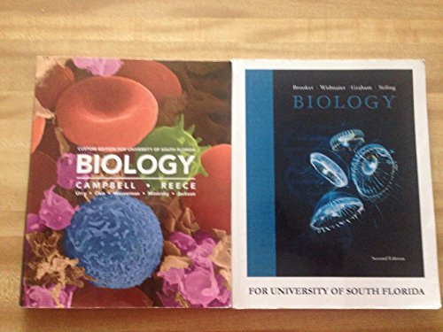 Biology (Custom Edition for University of South Florida)