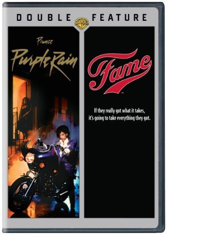 Purple Rain/Fame (DBFE) by Warner Home Video (On Movies Dvd Rain Purple)